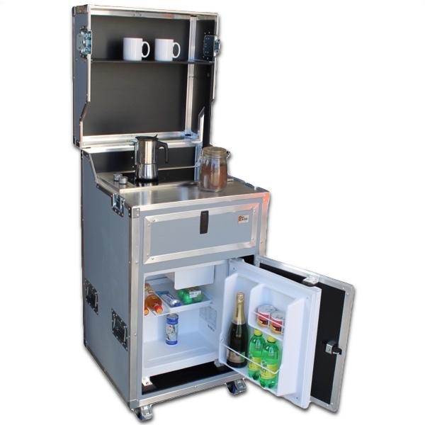 Teeküche kaufen  Kitcase - Mobile Messe Schrank & Koffer Küchen kaufen und mieten ...